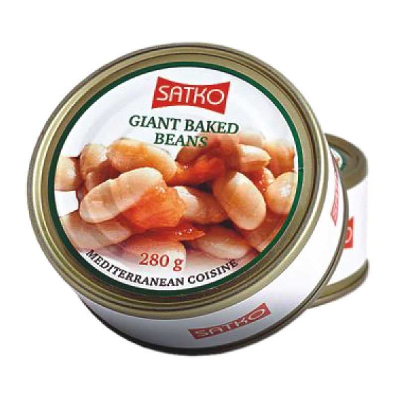 Giant beans in tomato sauce 280g