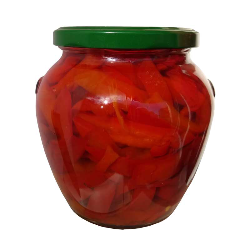 Marinated Red Pepper 580ml